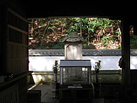 Grave of Lady Jissoin